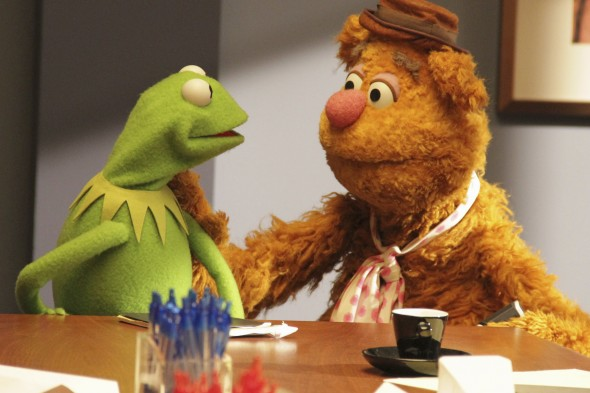 The Muppets TV show on ABC: cancelled, no season 2.