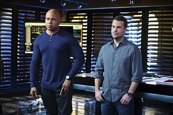NCIS: Los Angeles TV show on CBS: season 8
