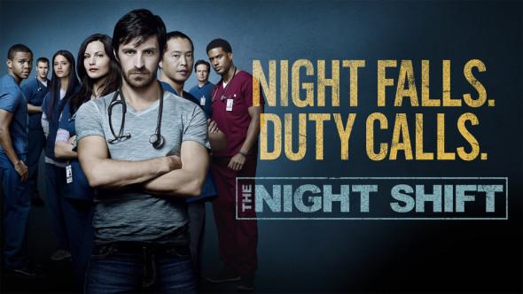 The Night Shift TV show on NBC: season 3