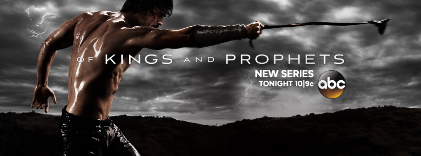 Of Kings and Prophets Season 1 Complete 480p WEBRip