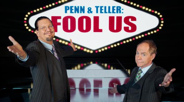 Penn & Teller: Fool Us TV show
