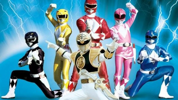 Mighty Morphin Power Rangers: Dark Reboot Series in the