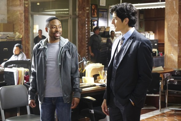 Rush Hour TV show on CBS (canceled or renewed?)