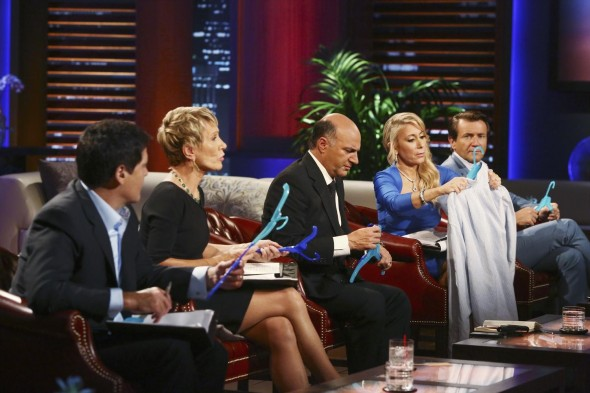 Shark Tank TV show on ABC: season 8 for 2016-17 season