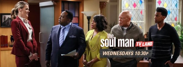 The Soul Man TV show on TV Land: ratings (canceled)