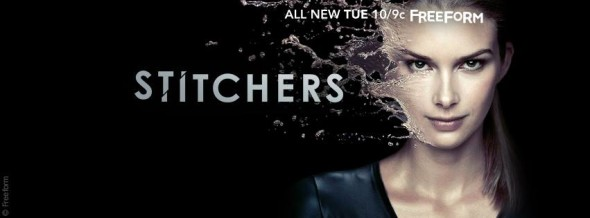 Stitchers TV show on Freeform: ratings (cancel or renew?)