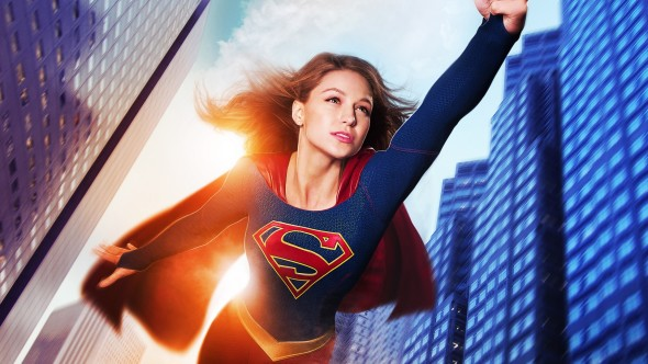 Supergirl TV show on The CW: season 2 (canceled or renewed?).