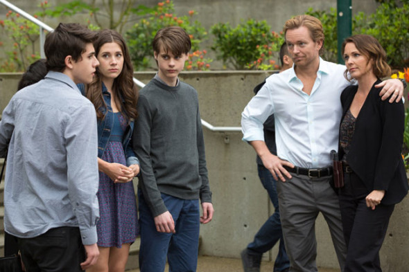 Ties That Bind TV show on UP: canceled, no season 2