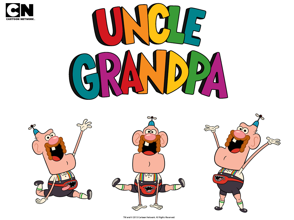 Uncle Grandpa: Cancelled By Cartoon Network?