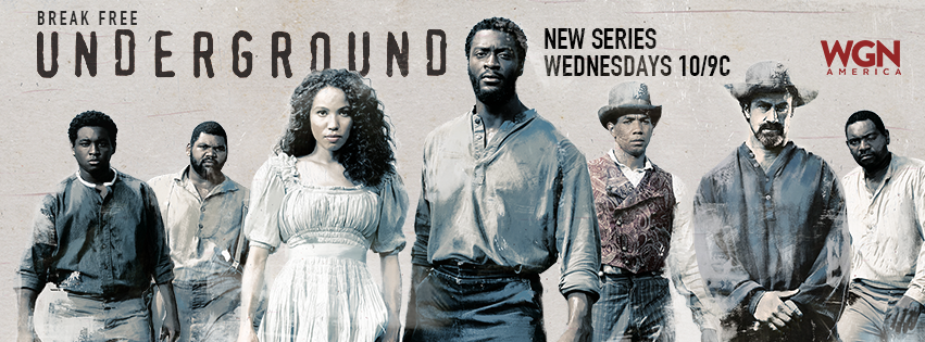 Underground TV show on WGN America: ratings (cancel or renew?)