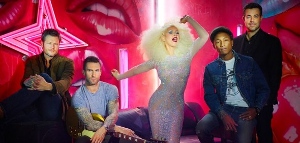 The Voice TV show on NBC: ratings cancel or renew?)