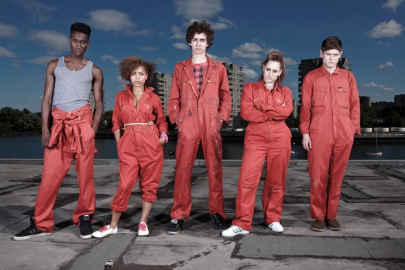 Misfits reboot coming to Freeform