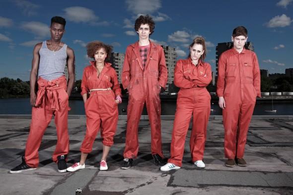 Misfits TV show
