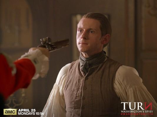 Turn: Washington's Spies TV show