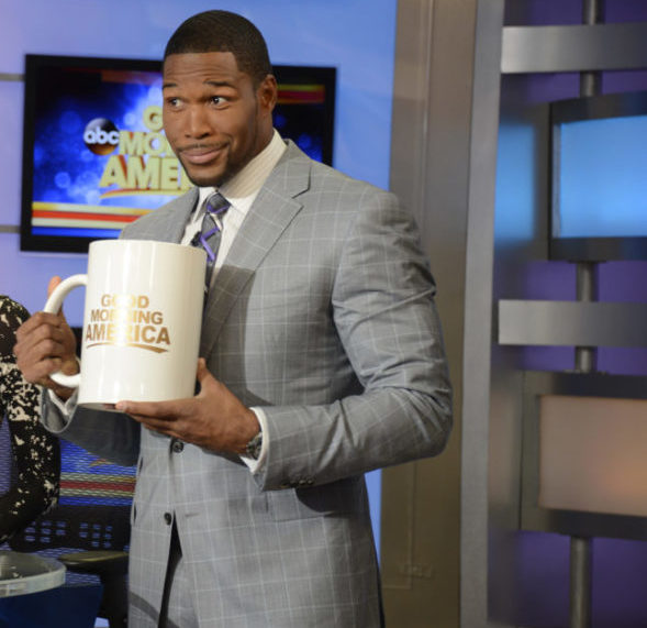 Michael Strahan $100,000 Pyramid TV show on ABC; To Tell the Truth TV show on ABC