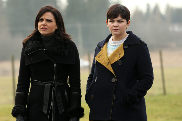 Once Upon a Time TV show on ABC: season 5 (canceled or renewed?)