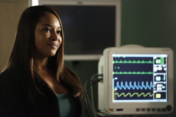 Castle TV show on ABC: season 8; Tamala Jones leaving, not in Castle season 9