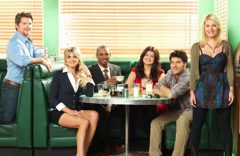 Happy Endings: Castmembers Open to a Sitcom Reunion ... | 800 x 521 jpeg 73kB