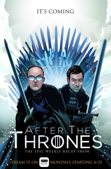 After the Thrones TV show on HBO: season 1 (canceled or renewed?)