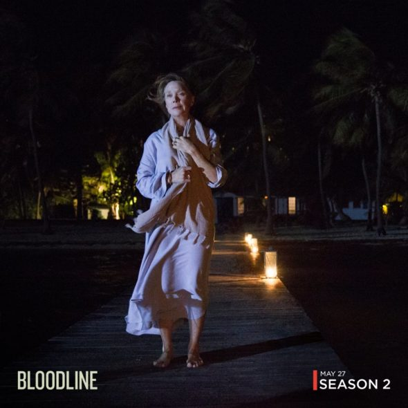 Bloodline TV show on Netflix: season 2 (canceled or renewed?)