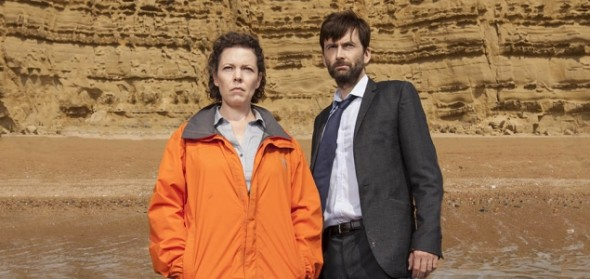 Broadchurch TV show on ITV canceled, no season 4