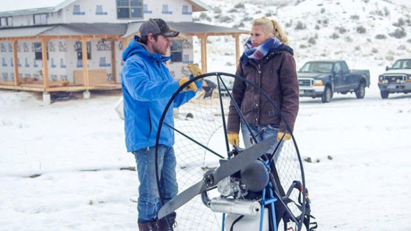 Building Off the Grid: Big Sky Ranch TV show on DIY: season 1 premiere (canceled or renewed?)
