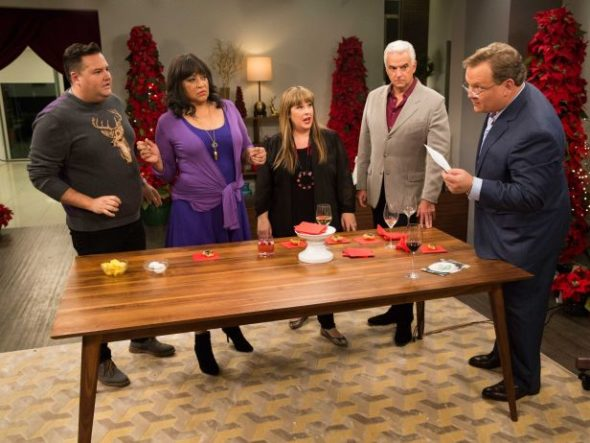 Celebrity Food Fight: Andy Richter to Host Food Network Series