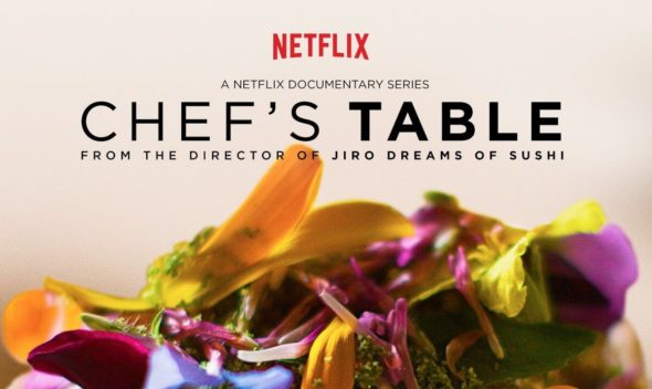 Chef's Table TV show on Netflix: season 2 premiere (Chef's Table TV show canceled or renewed?).