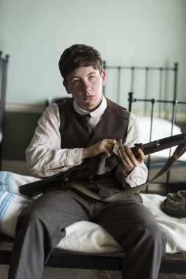 Rebellion TV show on SundanceTV: season 1 (canceled or renewed?)