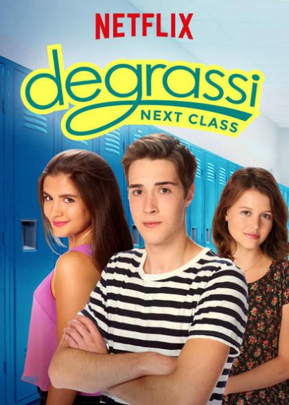 Degrassi Stream Burning Series
