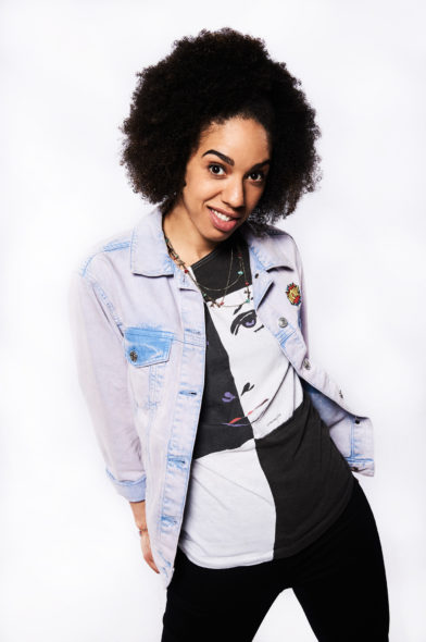 Doctor Who TV show on BBC America: season 10 (canceled or renewed?) Pearl Mackie.