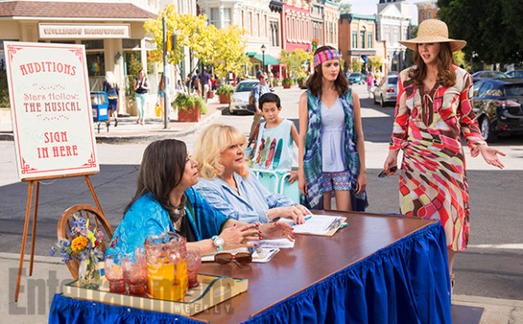 Gilmore Girls: A Year in the Life: TV show on Netflix: canceled or renewed?