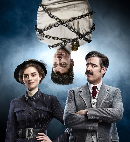 Houdini & Doyle TV show on FOX: canceled, no season 2.