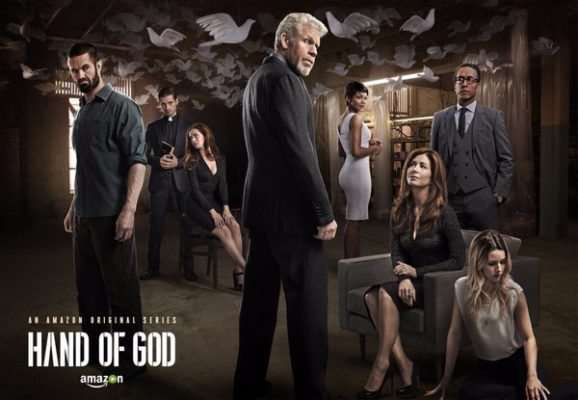 Hand of God TV show on Amazon: season 2 (canceled or renewed?)