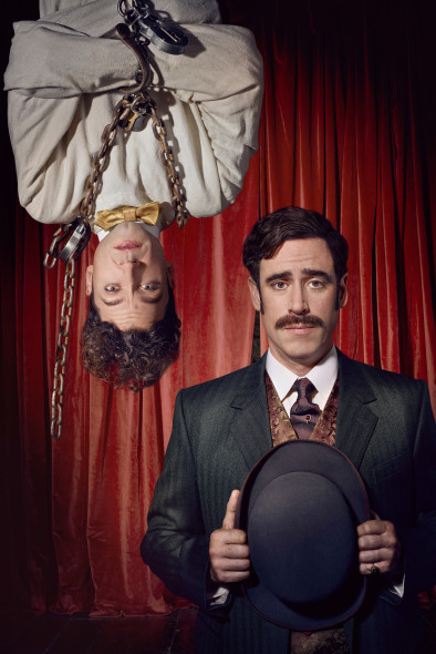 Houdini & Doyle TV show on FOX: season 1 (canceled or renewed?)