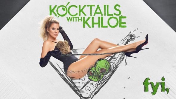 Kocktails with Khloe TV show on FYI: canceled, no season 2