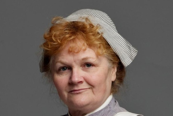 The Catch TV show; Lesley Nicol