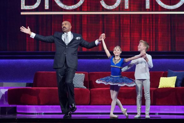Little Big Shots TV show on NBC: season 2 casting (canceled or renewed?)