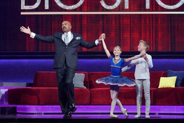 Little Big Shots TV show on NBC: season 2 casting (canceled or renewed?)