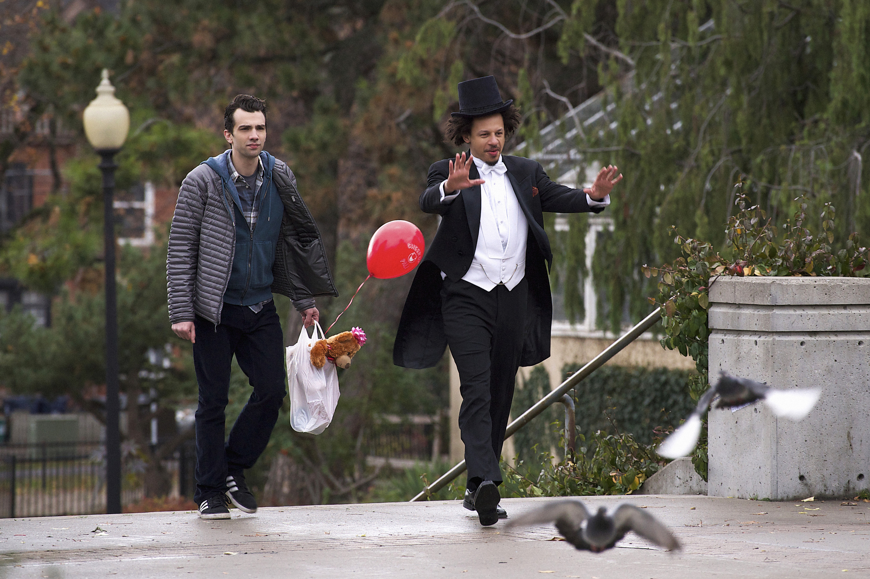 man seeking woman fxx review Fxx renewed the hyper-surreal millennial sitcom man seeking woman for a third season.