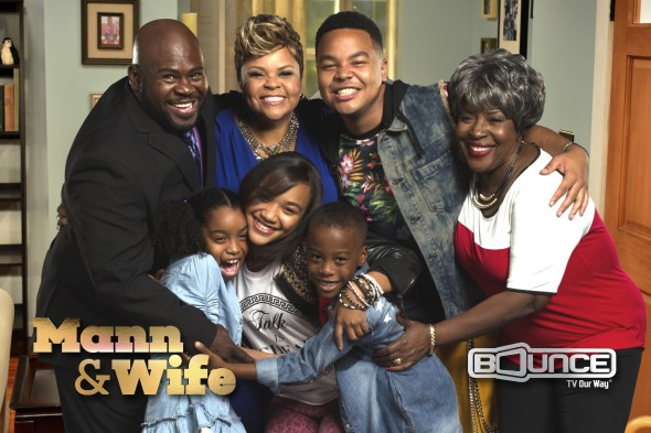 Mann & Wife TV show on Bounce TV: season 3 renewal
