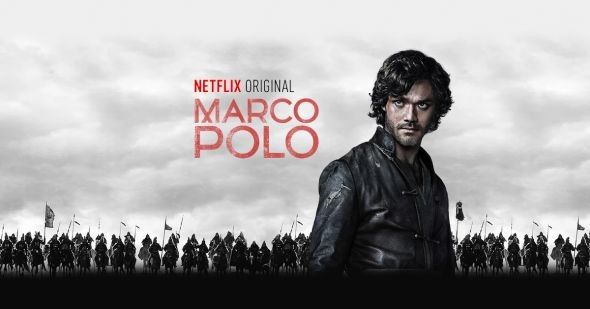 Marco Polo TV show on on Netflix season 2 premiere (season 2 canceled or renewed?)