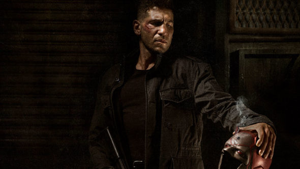 Marvel's Punisher TV show ordered by Netflix.