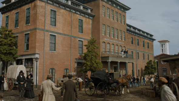 Mercy Street TV show on PBS: Chris Wood cast in season 2 (canceled or renewed?).