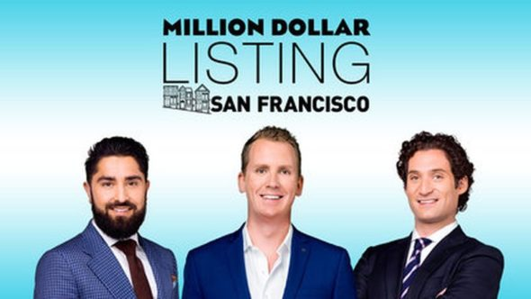 Million Dollar Listing San Francisco TV show on Bravo: canceled; no season 2