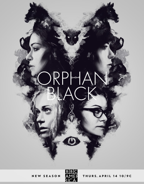 Orphan Black TV show on BBC America: season 4 (canceled or renewed?)