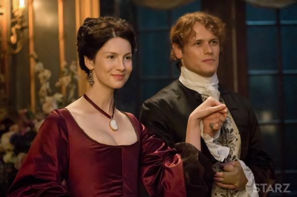 Outlander: Season Two of Starz Series Wraps Filming