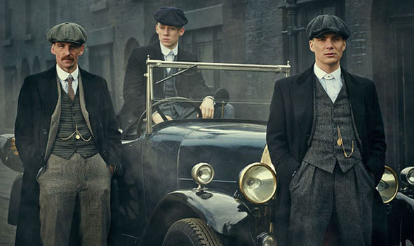 Peaky Blinders TV show