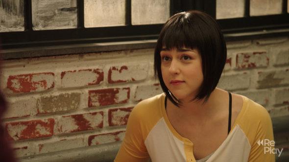 RePlay TV show on go90: season 1 (canceled or renewed?) Cyrina Fiallo