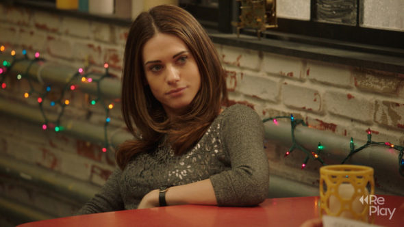 RePlay TV show on go90: season 1 (canceled or renewed?) Lyndsy Fonseca